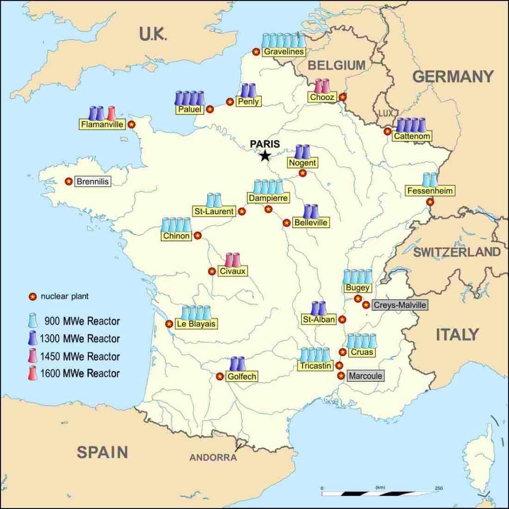 Франция е изправена пред предизвикателството да намери надежден заместител на ядрената енергетика – IEA