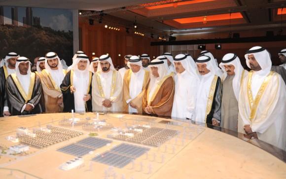 В ОАЕ скоро ще започне строителството на най-голямата в света слънчева електроцентрала