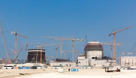 """OAE – Четирите блока на АЕЦ """"Барака"""" са изградени средно на 75%"""