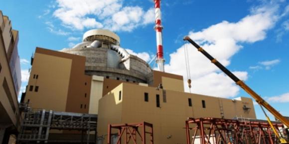 Шести енергоблок на НВАЕЦ от поколение «3+» излезе на номинална мощност
