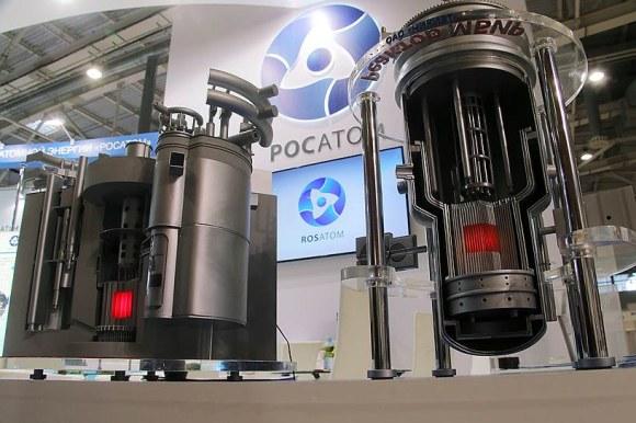 Бързите реактори ще се изграждат продължително време