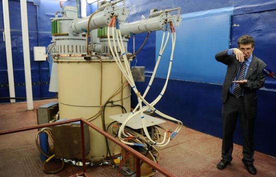 Сибирските учени създадоха ускорител за студена пастьоризация на хранителни продукти