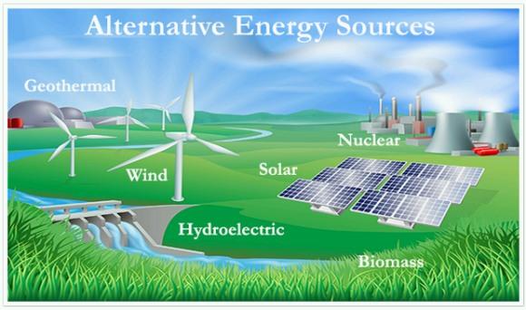 Какво представлява алтернативната енергетика?