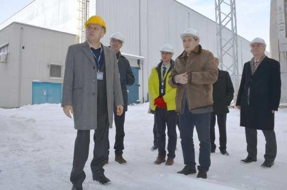Румънски евродепутат се запозна с дейностите по извеждане от експлоатация и управлението на радиоактивните отпадъци в България