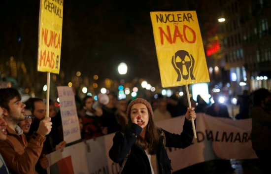 Португалия обвинява Испания, че натрупва РАО край границата