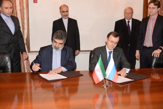 """""""Росатом"""" и ОАЕ на Иран подписаха пътна карта за разширяване на сътрудничеството в ядрената енергетика"""