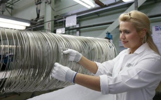 ТВЕЛ излиза на европейския пазар на титанова (Ti) продукция – прес-съобщение