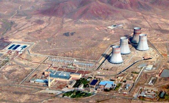 Азербайджан иска от Армения да закрие Мецаморската АЕЦ