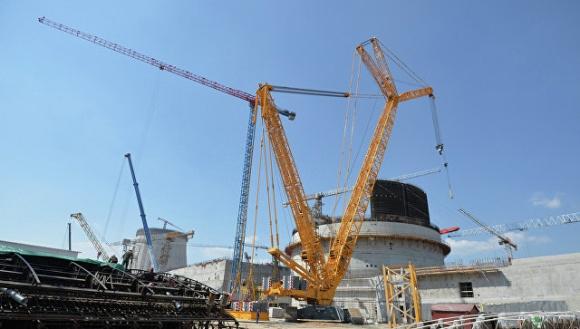 През 2017 година за изграждането на Беларуската АЕЦ ще бъдат изразходвани 600 милиона долара