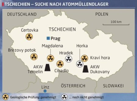 Чехия – Препитват един по един кандидатите за изграждане на нов ядрен енергоблок