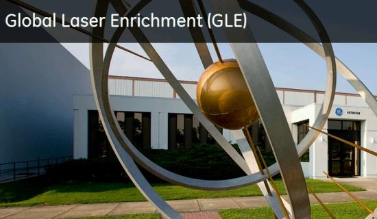 Лазерното обогатяване на уран от GLE носи нови загуби за Hitachi