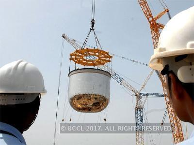 Индия планира да изгради още 2 прототипа на енергоблокове с РБН