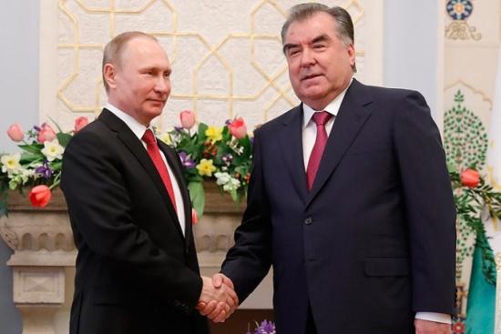 Русия и Таджикистан подписаха споразумение за сътрудничество в ядрената сфера