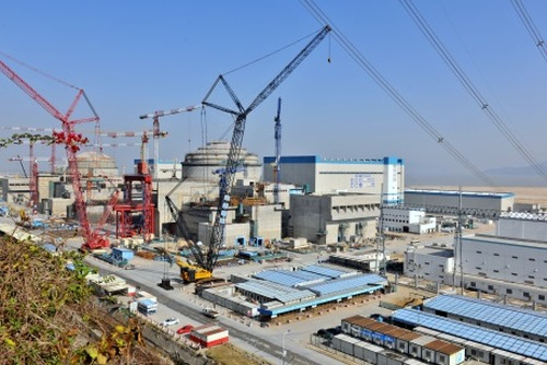 Китай преразгледа сроковете за пускане на двата блока с EPR-1600 в експлоатация