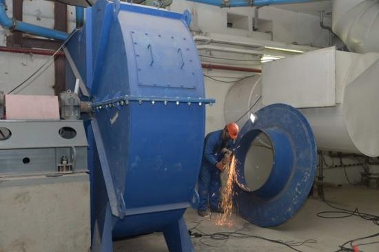 Ростовска АЕЦ – Вентилационните системи на четвърти блок са готови на 80%