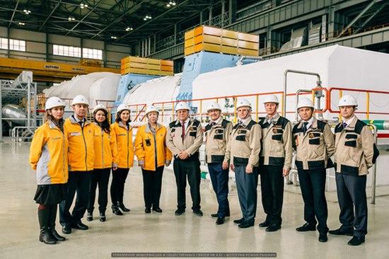 """Председателят на WANO поздрави колектива на """"Росатом"""" за пускането на първия в света енергоблок от поколение 3+"""