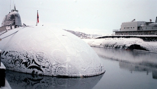 Русия разработва първата в света гражданска атомна подводница