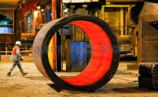 Заводът за тежко машиностроене на Areva не разполага с адекватно оборудване за изработване отговорни компоненти за АЕЦ