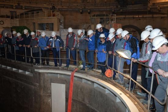 Ростовска АЕЦ – Завършиха основните монтажни дейности на четвърти енергоблок