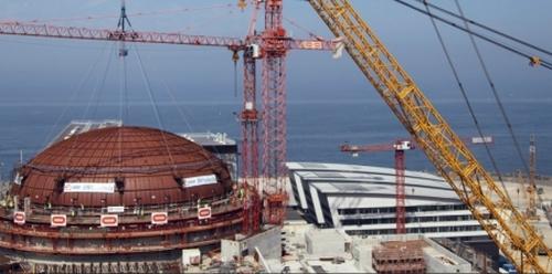 """Франция – Съоръжаването на АЕЦ """"Фламанвил-3"""" навлиза в решаващата фаза"""