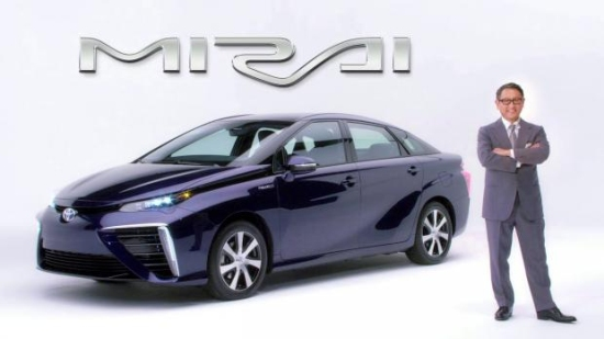Безвъглероден транспорт – Toyota настъпва, а Tesla е в паника