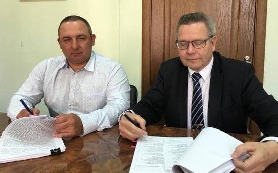Украйна подписа нов договор с Westinghouse