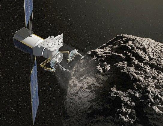Китай ще започне да усвоява ресурсите на астероидите