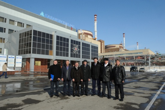 WANO – Мисия за техническа поддръжка на Балаковската АЕЦ