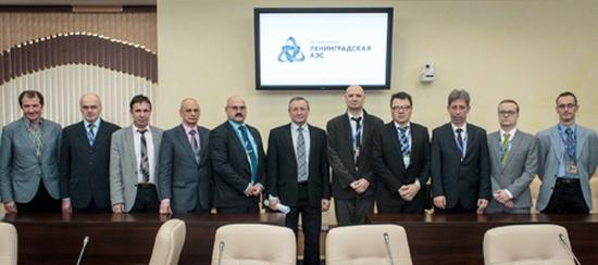 Мисия на WANO в Ленинградската АЕЦ с българско участие