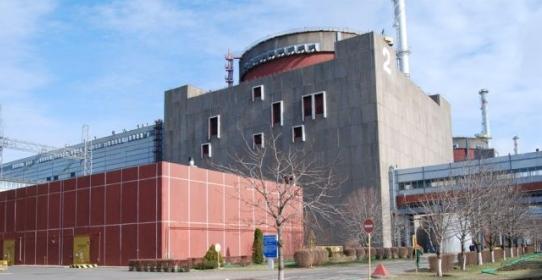 """Запорожската АЕЦ изведе от режим """"горещ резерв"""" енергоблок №2"""