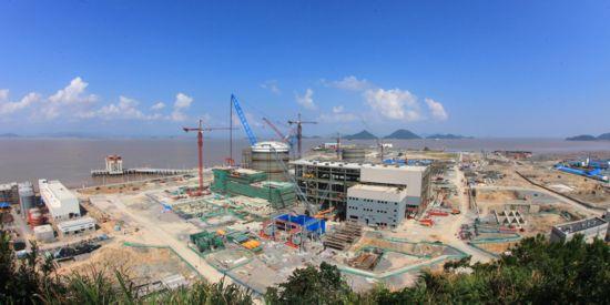 До 2020 година Китай планира да увеличи инсталираните мощности на АЕЦ до 50 GW