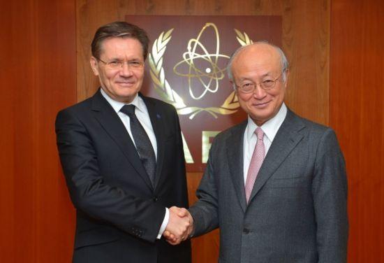 """""""Росатом"""" и МААЕ заедно ще подпомагат страните-новаци в ядрената енергетика"""