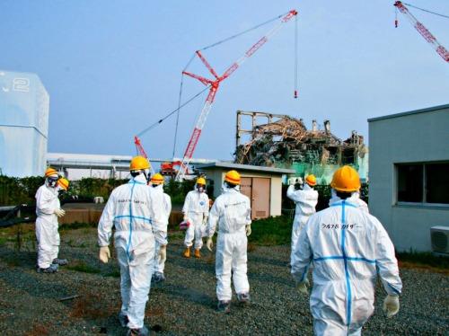 """""""Росатом"""" показа проекти по ликвидиране на последствията от аварията (ЛПА) на АЕЦ """"Фукушима-1"""""""