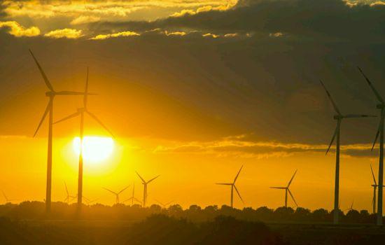Германия постепенно преминава на възобновяема енергия