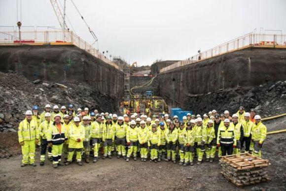 """EDF ENERGY твърди за добър напредък на площадката на АЕЦ """"Hinkley Point-C"""" в UK"""