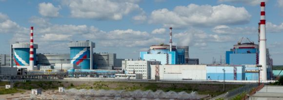 Калининска АЕЦ – неизправност в турбинно отделение изключи енергоблок №4