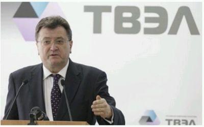 ТВЭЛ сключи нови договори с група китайски компании за над 1 милиард долара