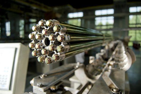 ТВЕЛ произведе 130-хилядната горивна касета за реактор РБМК