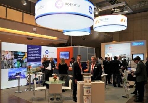 Росатом взе участие в Ежегодната конференция по ядрени технологии AMNT в Берлин
