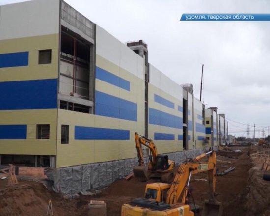 Росатом завършва строителството на един от най-големите в Европа центрове за съхраняване и обработка на данни