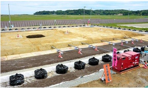Как ще преработват радиоактивната почва от Фукушима