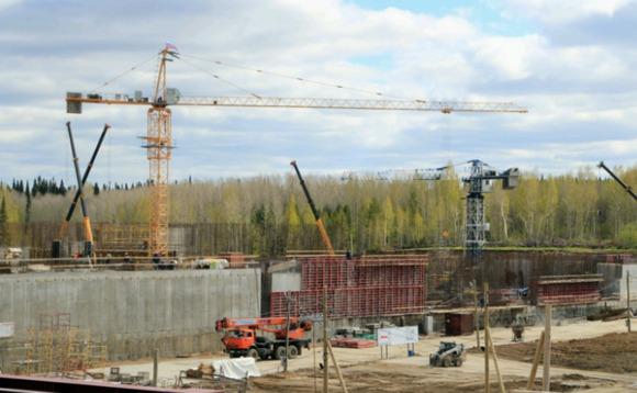 При строителството на модула за фабрикация на ядрено гориво в ОДЕК са излети над 100 хиляди m3 бетон