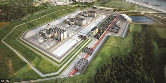 """""""National Grid"""" – Националната електрическа мрежа на Великобритания излиза от проекта за АЕЦ """"Moorside"""" с реактори AP-1000  на Westinghouse"""