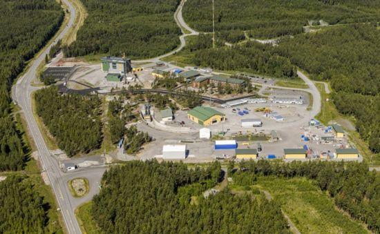 Строителството на подземното хранилище за РАО и ОЯГ във Финландия засега върви по график