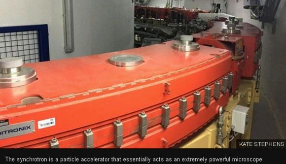 Започна работа първият ускорител на частици (синхротрон) в Близкия Изток