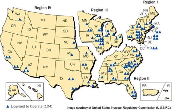 Учените разказаха за слабите места на американските АЕЦ