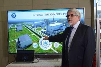 """ASE Group представи на """"ядрените дни"""" в Чехия интерактивен модел на АЕЦ с ВВЕР-1200"""
