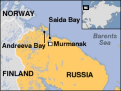 Русия – през юни от Андреевия залив ще извозят първата партида ОЯГ