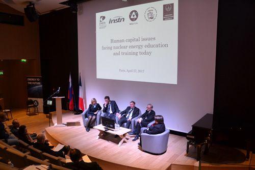 Росатом и Националният институт по ядрена наука и техника на Франция проведоха семинар на тема ядрено образование