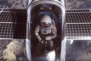 Стратосферният самолет на слънчеви батерии извърши първия си полет